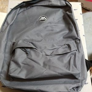Metropack gray backpack